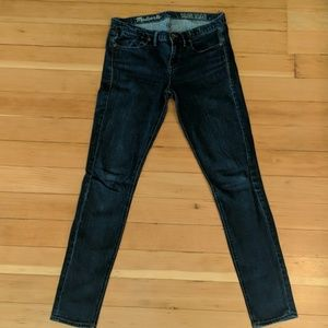 Madewell Skinny Skinny Jeans 27x32